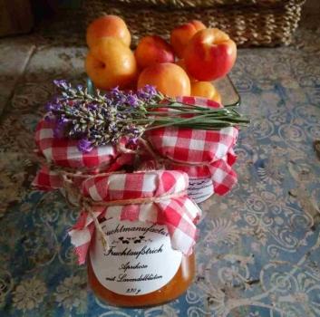 Aprikose Lavendel 230g