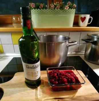Kirsch Whisky 230g