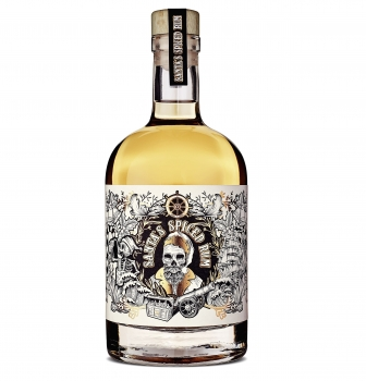 Santa's Spiced Rum Spirituose alc 37,8% vol (500 ml)